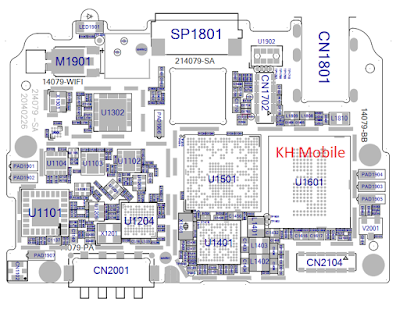 Oppo R831K Schematic & Layout Diagrams  JMH