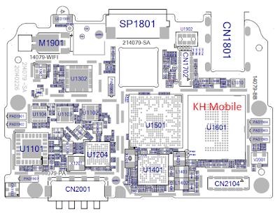 Oppo R831K Schematic & Layout Diagrams  JMH