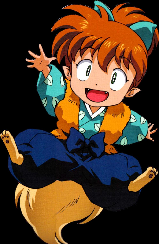 La Resistencia Del Manga Serie Inuyasha Sus Personajes Principales