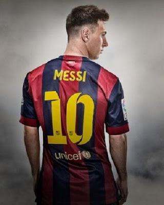 Lionel Messi Barcelona FC