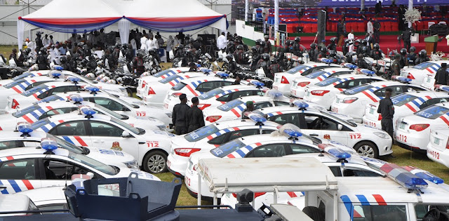 Lagos State Gov., Donates 20 New Operational Vehicles to RRS