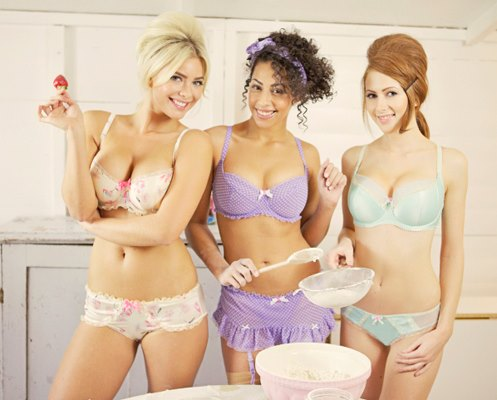 b31f4c5ae Le Curvy Kitten  Introducing Liliana and Betty by new brand Tutti Rouge!