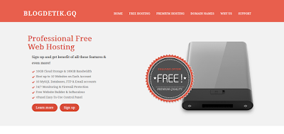 BlogdetikGQ Free Hosting Review