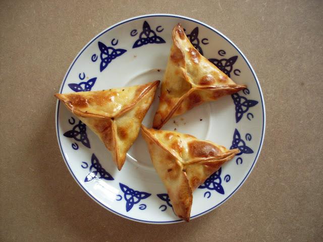 empanadillas de carne picantes