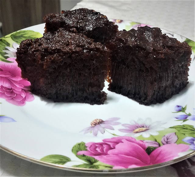 Ants' Nest Cake @ Kek Sarang Semut