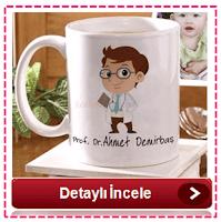 Ben Doktorum Beyaz Kupa