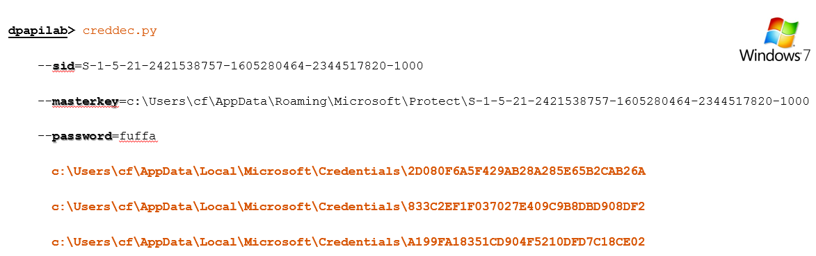Windows ReVaulting
