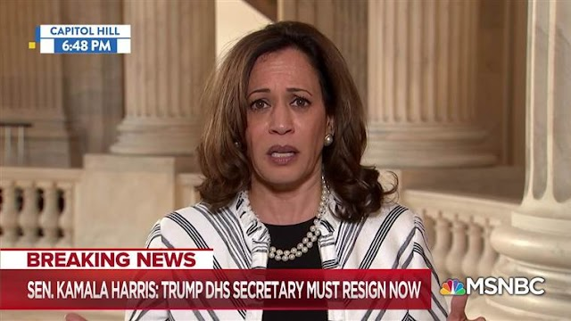 The Political Blackface of Senator Kamala Harris