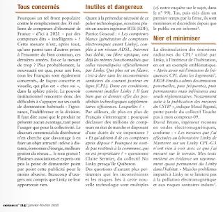 article de Nexus sur la résistance citoyenne page 2