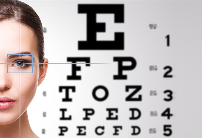 látásvizsgálat presbiopia