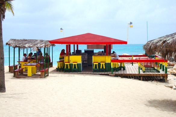 Bar Simpson Bay partie neerlandaise SAINT MARTIN , conseils de voyage