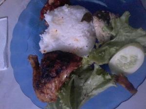 resep cara membuat ayam panggang