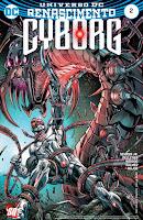 DC Renascimento: Cyborg #2