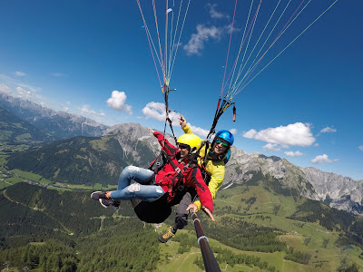 material required for paragliding - meraki
