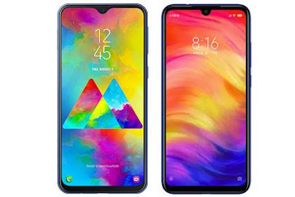 Perbandingan Redmi Note 7 atau Samsung Galaxy M20, Mana Yang Lebih Baik?