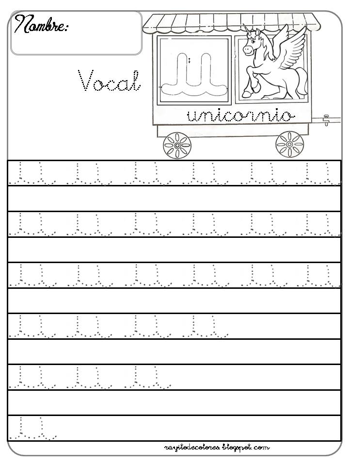 Caligrafia vocal u