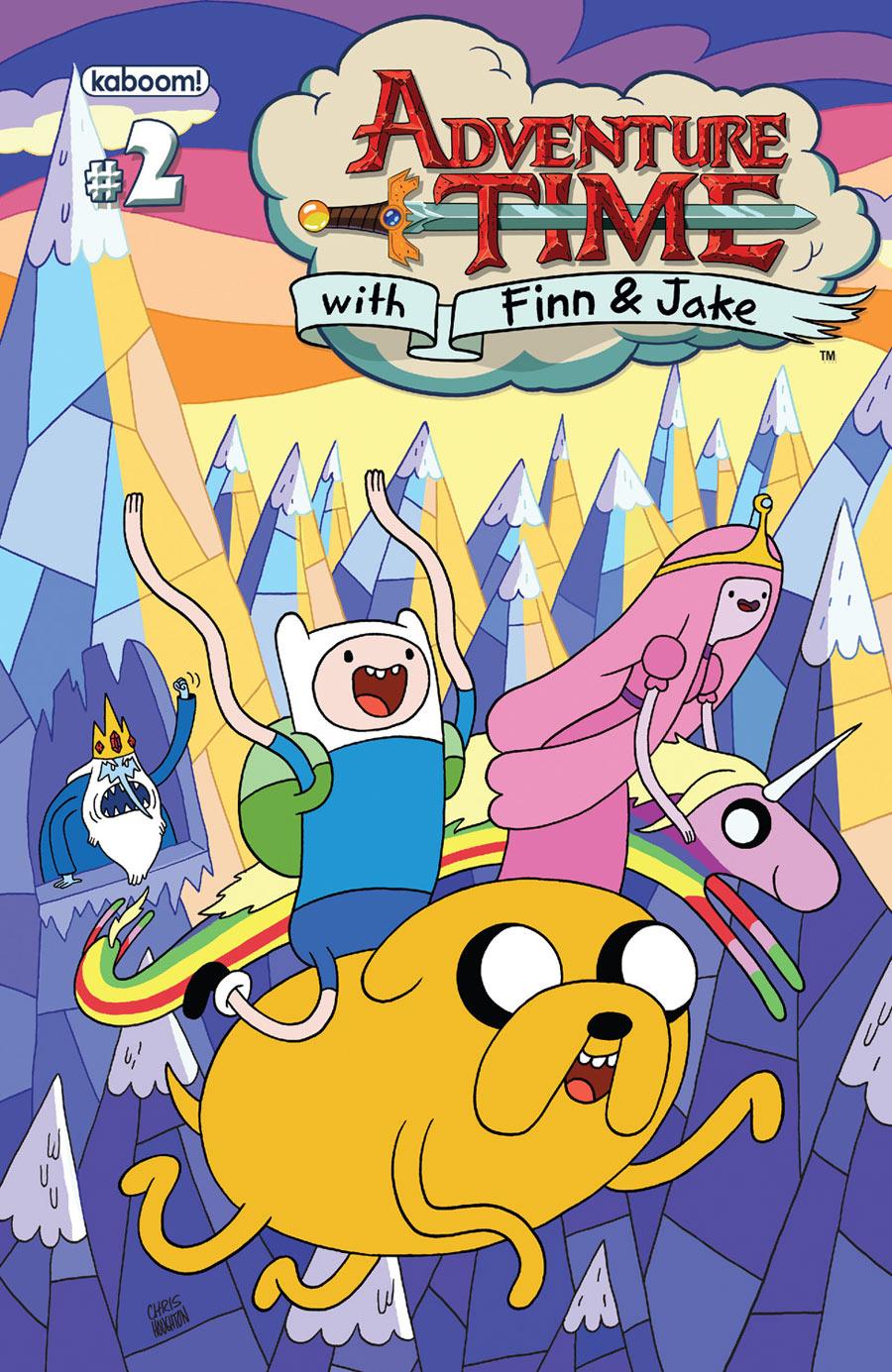 Ghettomanga What S This An Adventure Time Comic Sweet