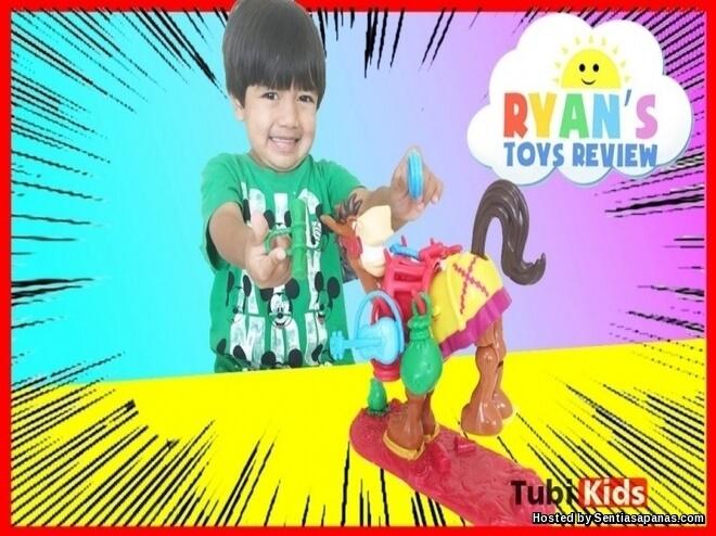 Ryan ToysReview, Kanak-kanak 6 Tahun Yang Menjana Jutaan Dollar Di YouTube!