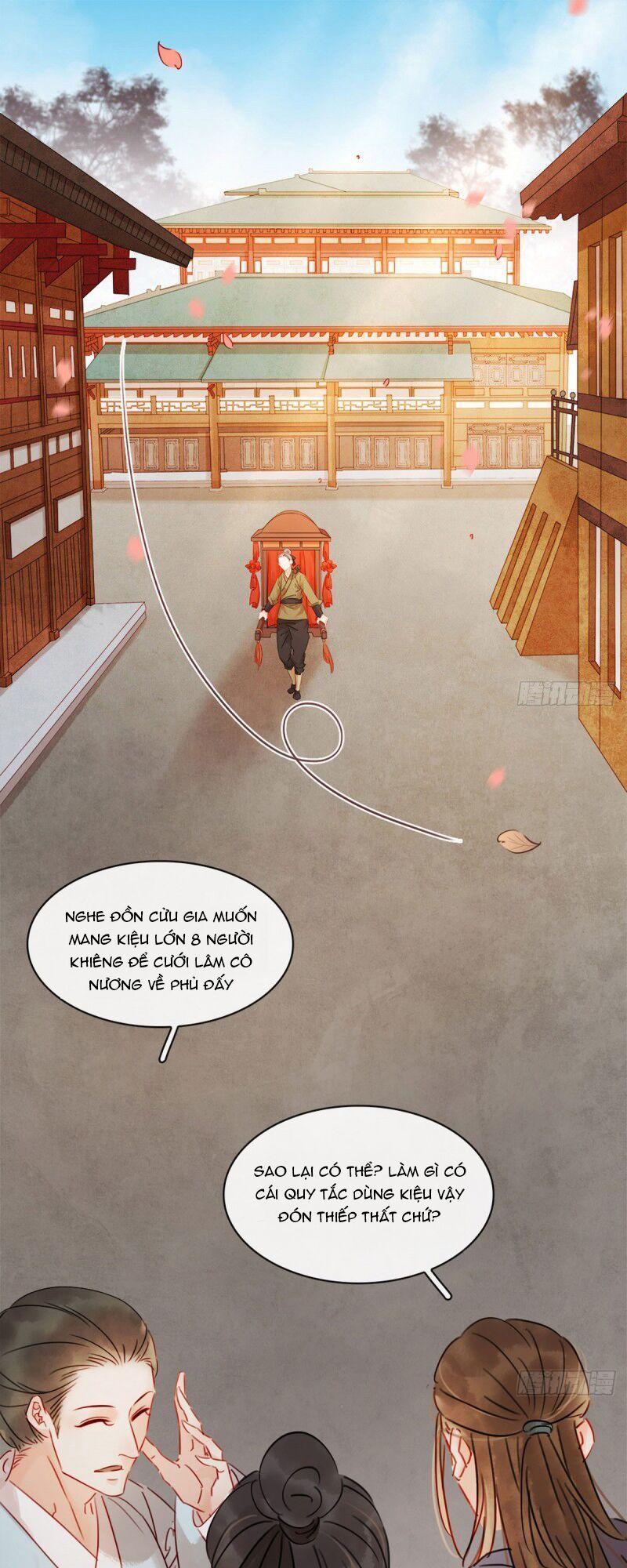 Thị Thiếp Trở Mình Bảo Điển Chapter 2 - Trang 4