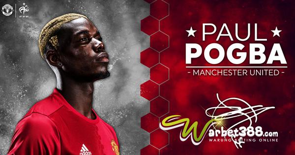 Situs Resmi Togel SGP Terbesar - Label Mahal Tidak Menjamin Pogba Dicintai Oleh Fans Manchester United
