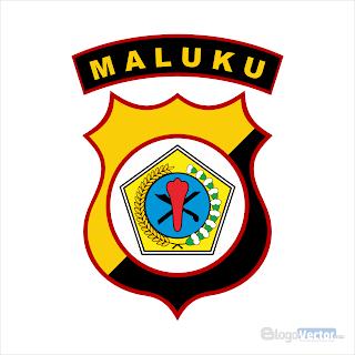 Polda Maluku Logo vector (.cdr)