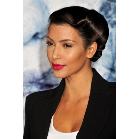 Secret Beauty Tips from the Famous: Kim Kardashian