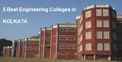 Best Engineering Colleges in Kolkata