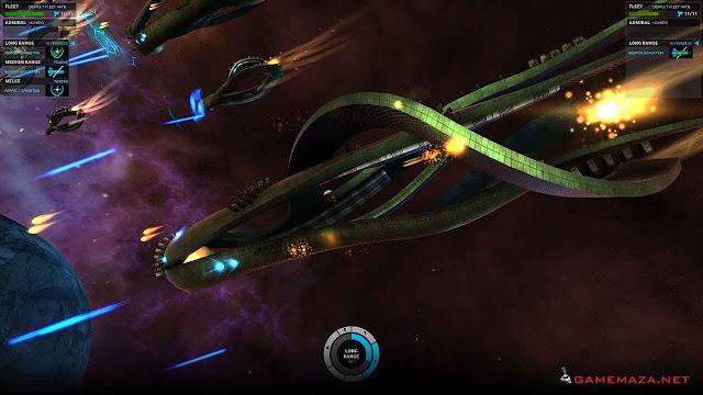 Endless Space Gold Gameplay Screenshot 3