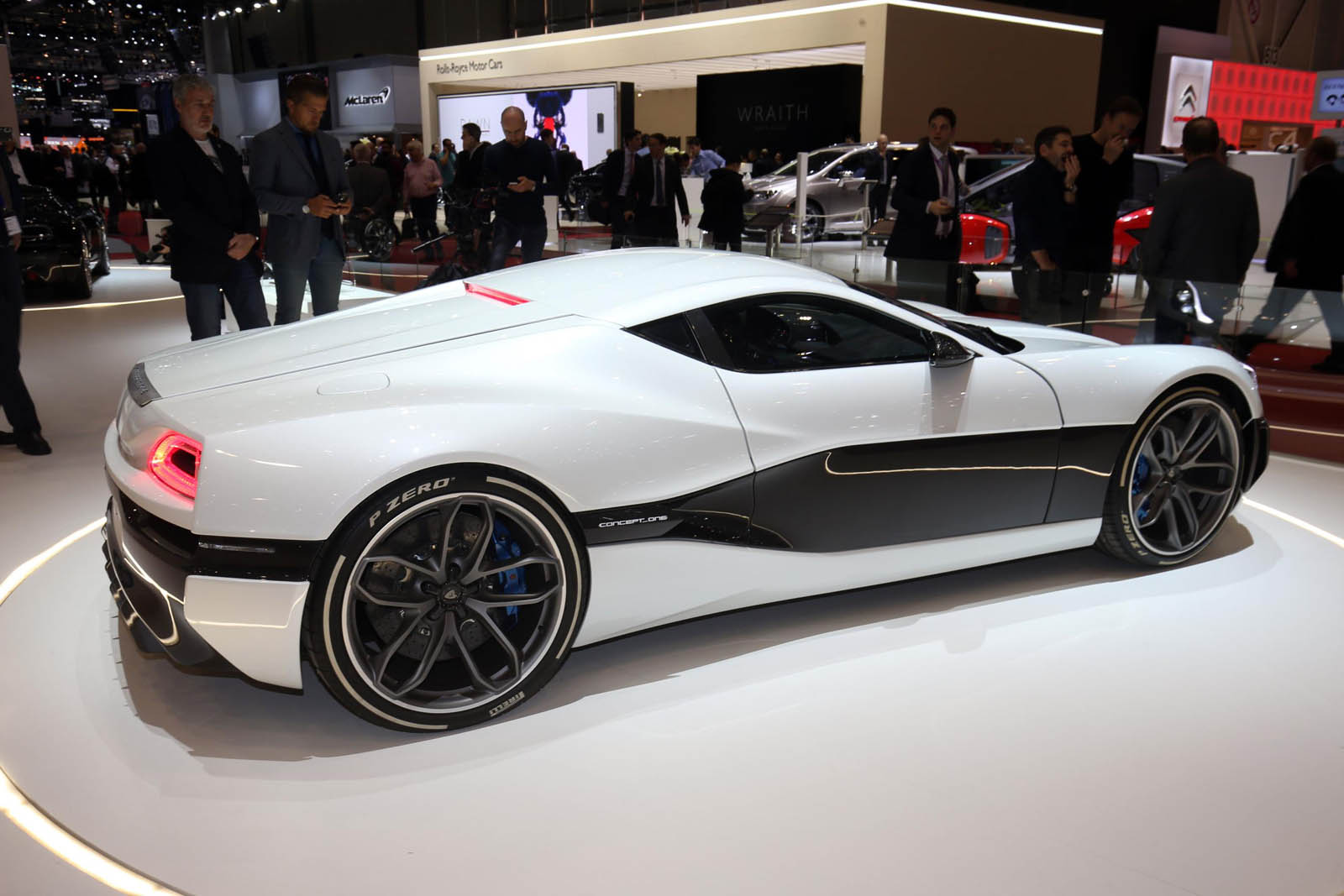 Honda Of Manhattan >> Rimac Upgrades Concept_One Electric Supercar To Take On ...