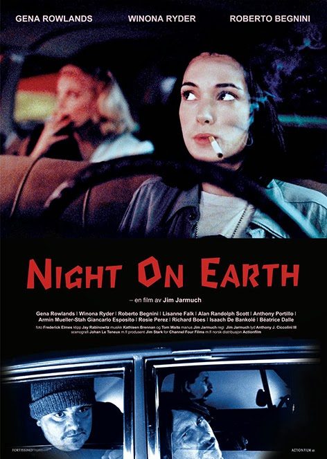 Night on Earth - Noc na Ziemi (1991)