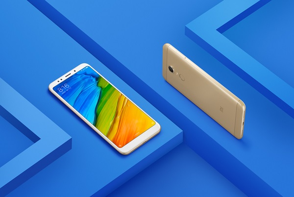 Xiaomi launches Redmi 5 and Redmi 5 Plus smartphones