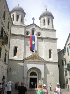 kotor iglesia