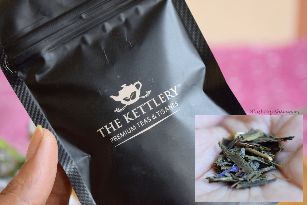 the kettlery Green Romance Green Tea