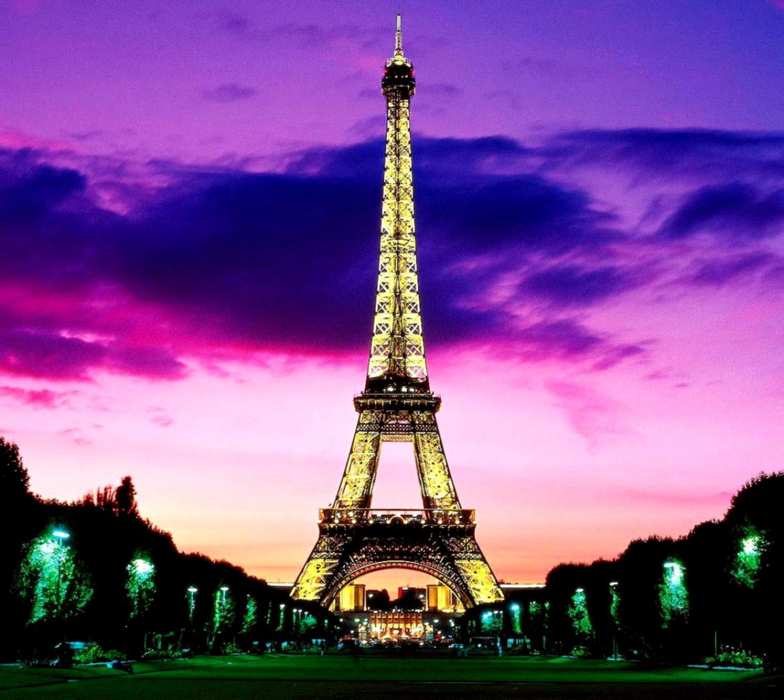 Eiffel Tower Wallpaper Free Hd Wallpapers