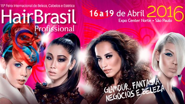 O que eu achei da Hair Brasil Profissional 2016
