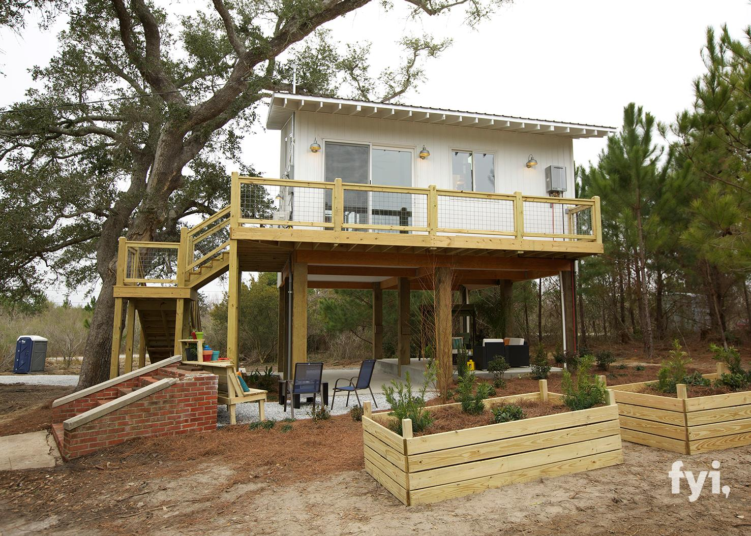 The Little Living Blog Mississippi Memory House 576 Sq Ft