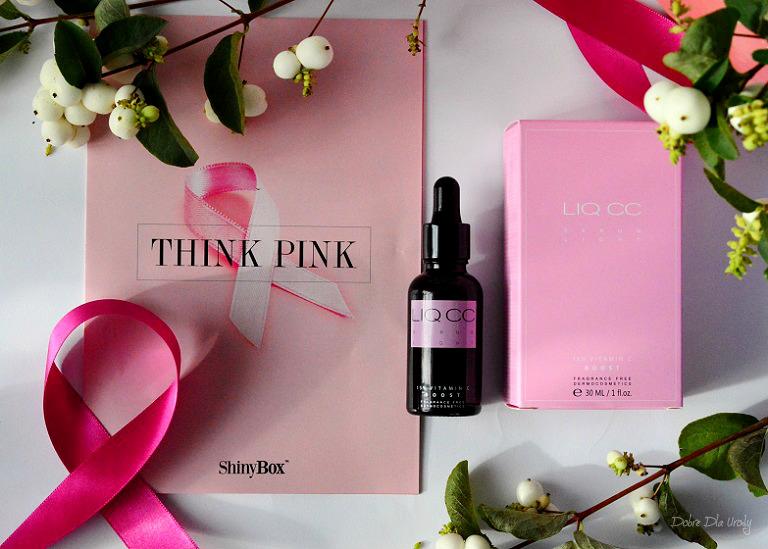 THINK PINK by ShinyBox -  LiqPharm LIQ CC Serum Light 15% Vitamin C BOOST