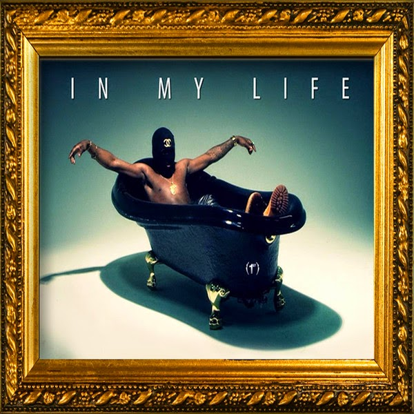 Jay IDK - In My Life - Single Cover