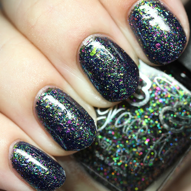 Grace-full Nail Polish Rainbow Explosion