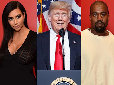 'He Has the Best Heart' Say's Kim Kardashian About Her Husband Kanye West As He Prepares To Meet With Trump