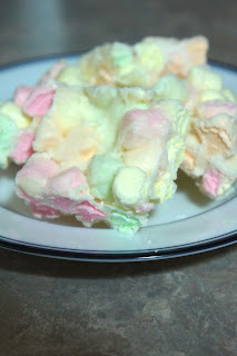 Marshmallow Bark:Savory Sweet and Satisfying