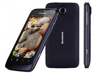 Lenovo presents S560 dual-SIM Android smartphone