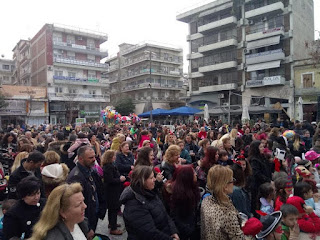 Δήμος Κατερίνης: Πολύχρωμες αποκριάτικες εκδηλώσεις με πρωταγωνιστές τα παιδιά