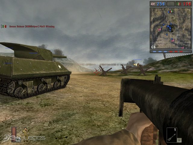 Battlefield 1942: World War II Anthology (2002) PC Full Español