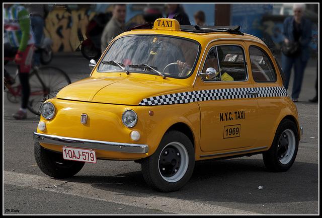 Эксперты составили рейтинг ТОП-10 лучших авто для работы в такси в России