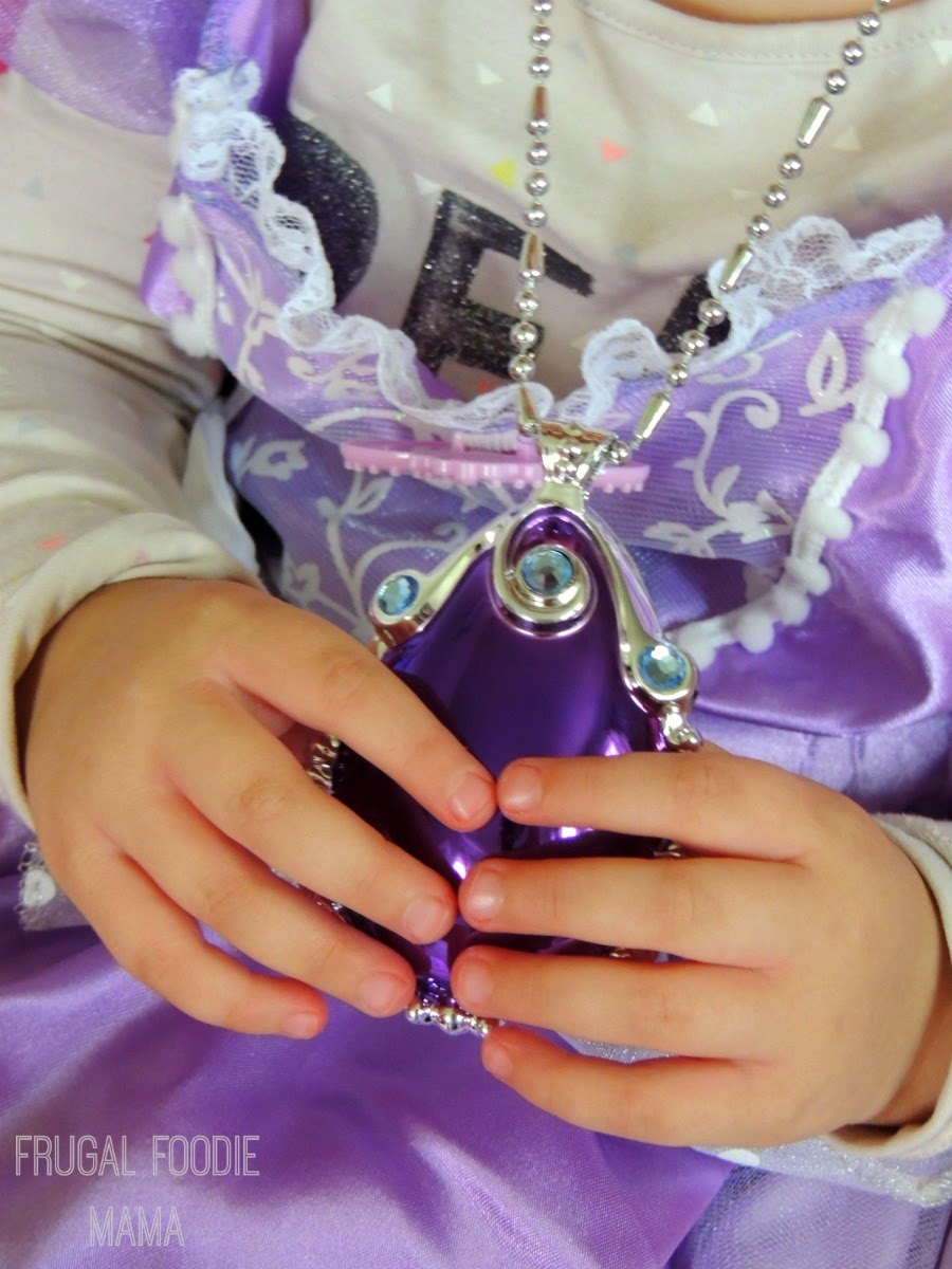 Princess For the Day With a Princess Makeover via thefrugalfoodiemama.com #DisneyBeauties #shop