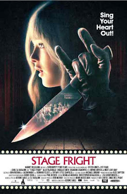 Stage Fright (2014) Sinopsis