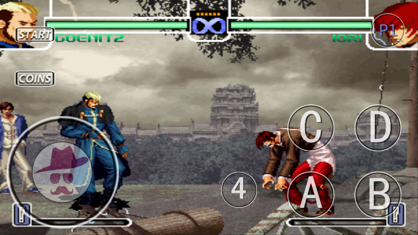 The King Of Fighters 2002 All Mix Only APK