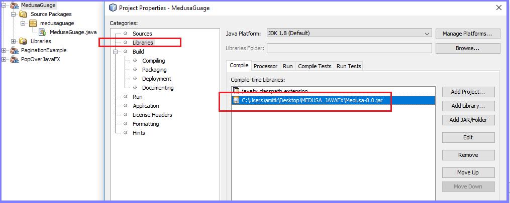 COOL IT HELP: How to create Gauge in JavaFX?   Medusa Gauges