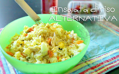 7 Ricette gustose per il picnic di Ferragosto - insalata di riso - MLI